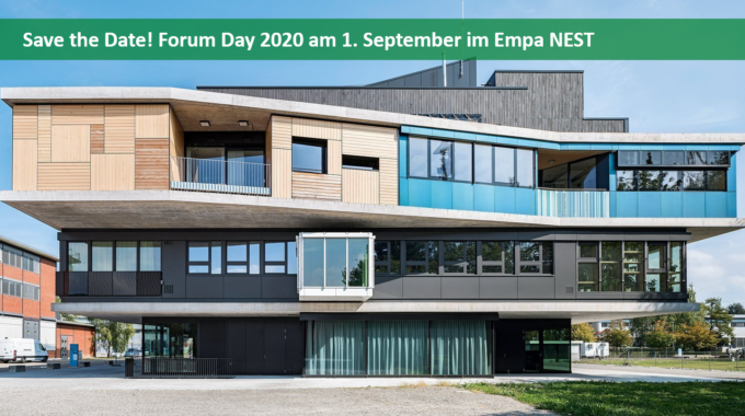 "Save The Date: 01.09.2020 Forum Day 2020 ""Smart Iot& Mobile Business"