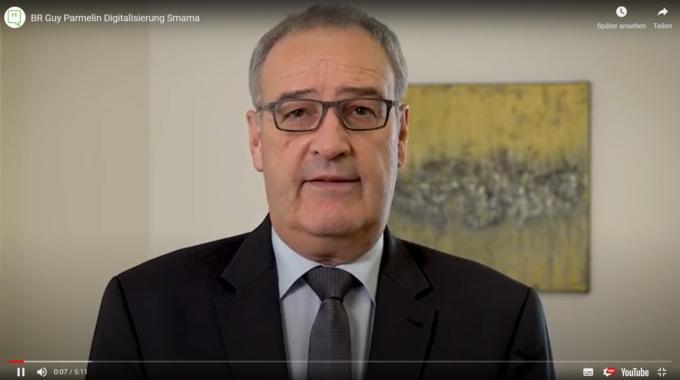 Smama Though Leader Talks: Vorwort Unseres Bundespräsidenten
