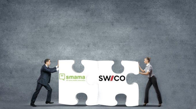 Smama Und Swico Haben Fusioniert